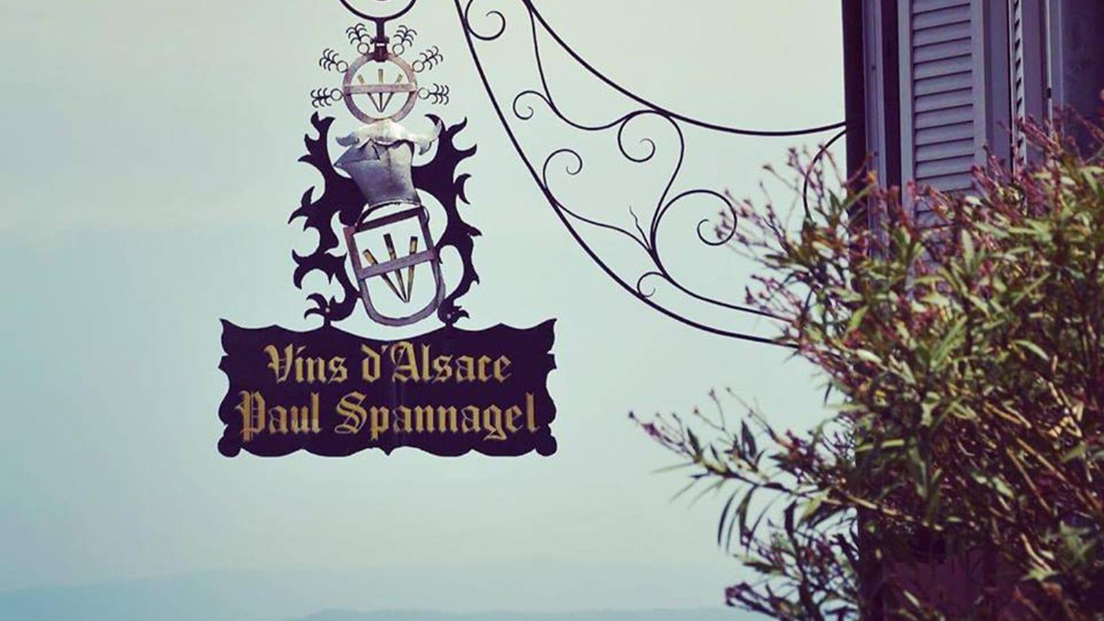 Vins d'Alsace Paul SPANNAGEL